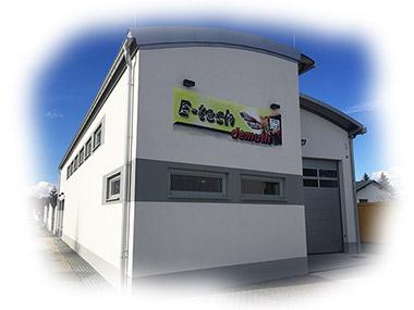 Firmengebäude E-Tech Demuth